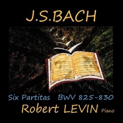 Robert Levin - J.s. Bach - Six Partitas Bwv 825-83 CD