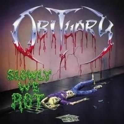 Obituary - Slowly We Rot (LP)