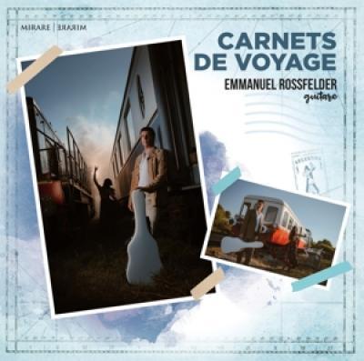 Emmanuel Rossfelder - Carnets De Voyage (LP)