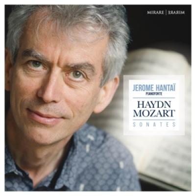 Jerome Hantai - Haydn - Mozart CD