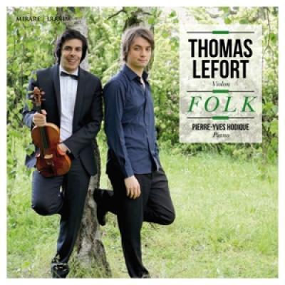 Thomas Lefort Pierre-Yves Hodique - Folk