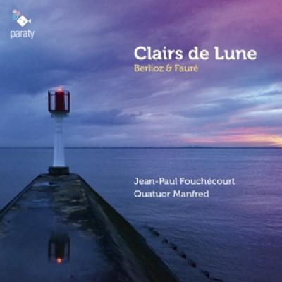 Quatuor Manfred Jean-Paul Fouchecou - Clairs De Lune CD
