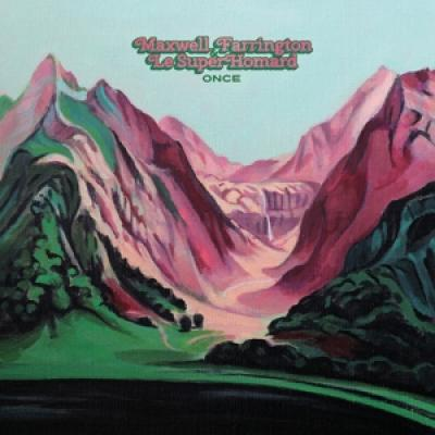 Farrington, Maxwell & Le Superhomard - Once (LP)