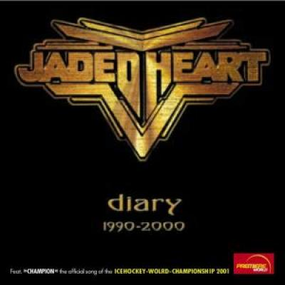 Jaded Heart - Diary 1990-2000