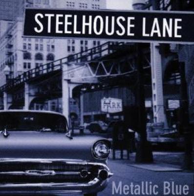 Steelhouse Lane - Metallic Blue