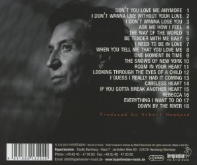 Hammond, Albert - Legend Ii