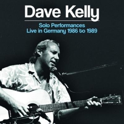 Kelly, Dave - Solo Performances (2CD)