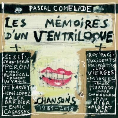 Comelade, Pascal - Les Memoires D'Un Ventriloque (2X10INCH)