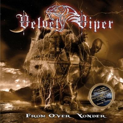 Velvet Viper - From Over Yonder (LP)