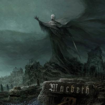 Macbeth - Gedankenwachter (Silver Vinyl) (LP)
