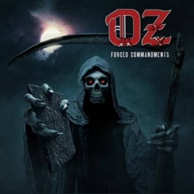 Oz - Forced Commandments (Red Vinyl) (LP)