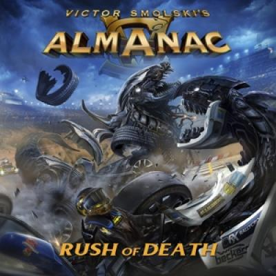 Almanac - Rush Of Death (Blue Vinyl) (LP)