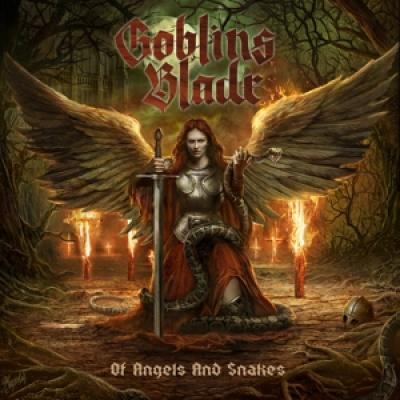 Goblins Blade - Of Angels And Snakes (Red Vinyl) (LP)
