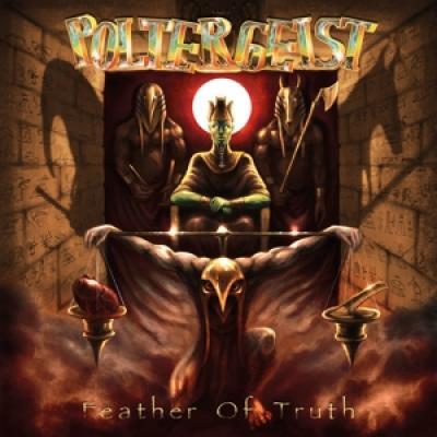 Poltergeist - Feather Of Truth (Gold Vinyl) (LP)