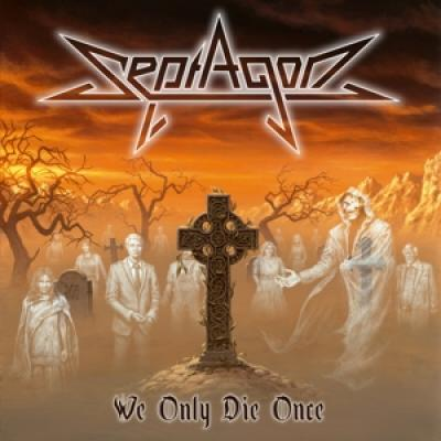 Septagon - We Only Die Once (Red Vinyl) (LP)