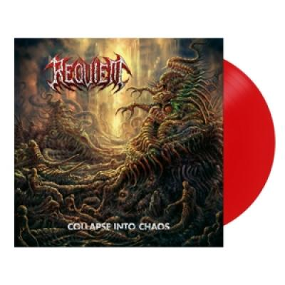 Requiem - Collapse Into Chaos (Red Vinyl) (LP)