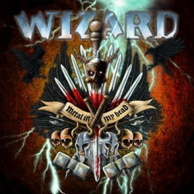 Wizard - Metal In My Head (Clear Vinyl) (LP)