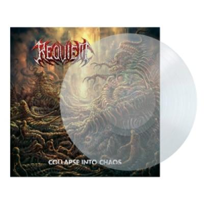 Requiem - Collapse Into Chaos (Clear Vinyl) (LP)