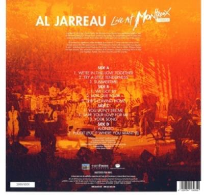 Jarreau, Al - Live At Montreux 1993 (3LP)