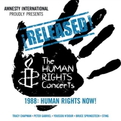 V/A - Released! 1988 (The Human Rights Concerts // Human Rights Now!) (2CD)