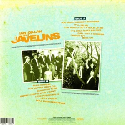 Gillan, Ian - Raving With Ian Gillan LP