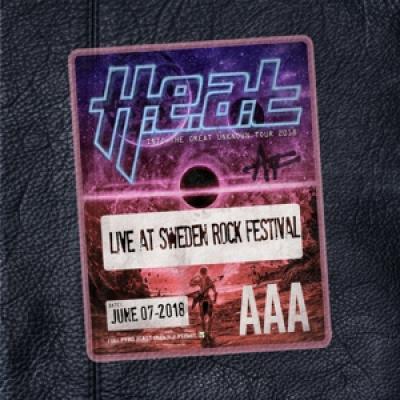 H.E.A.T. - Live At Sweden Rock (2CD)