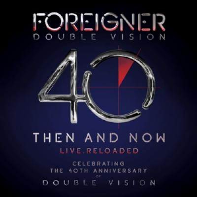 Foreigner - Double Vision: Then And Now (3LP+BLURAY)