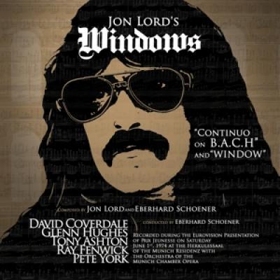 Lord, Jon - Windows (2LP)