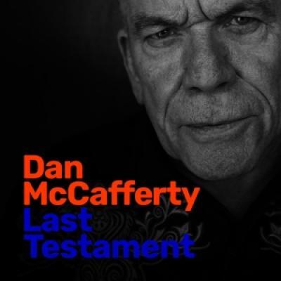 Mccafferty, Dan - Last Testament