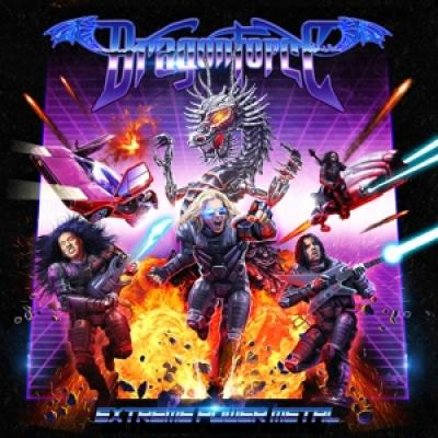 Dragonforce - Extreme Power Metal (2LP)