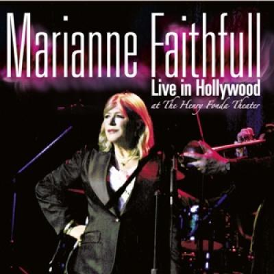 Faithfull, Marianne - Live In Hollywood (2CD)