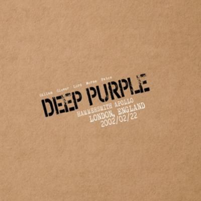 Deep Purple - Live In London 2002 (2CD)