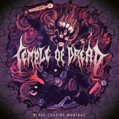 Temple Of Dread - Blood Craving Mantras (LP)