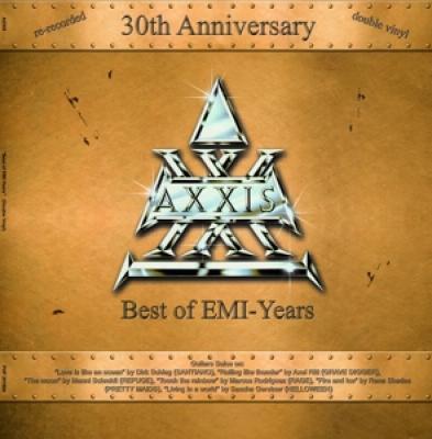 Axxis - Best Of Emi-Years (Gold Vinyl) (2LP)