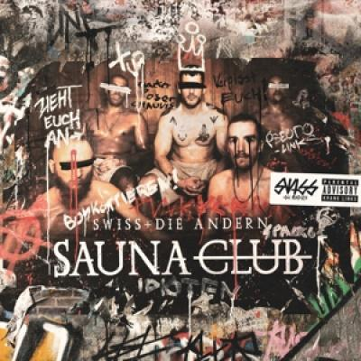 Swiss & Die Andern - Saunaclub (Splatter Vinyl) (2LP)