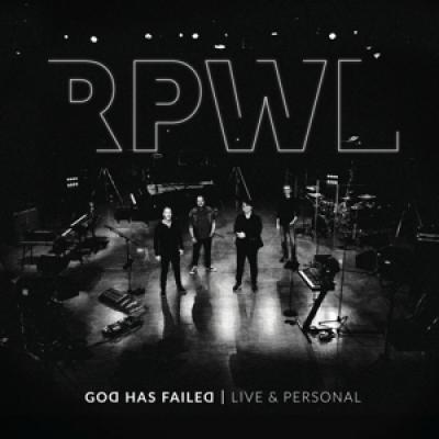 Rpwl - God Has Failed - Live & Personal (Gold Vinyl) (2LP)