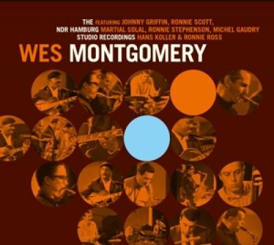 Montgomery, Wes - Ndr Hamburg Studio Recordings (Lp+Bluray) (2LP)