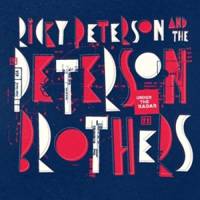 Peterson, Ricky & The Pet - Under The Radar (LP)