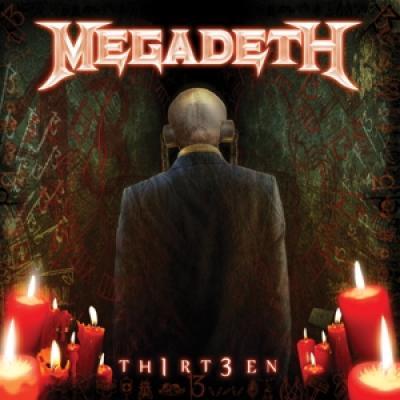 Megadeth - Th1Rt3En (2LP)