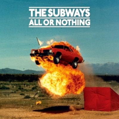 Subways - All Or Nothing (Orange Vinyl) (LP)