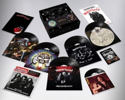 Motorhead - 1979 (40Th Anniversary) (3LP+2X2LP+BOOK+7INCH)