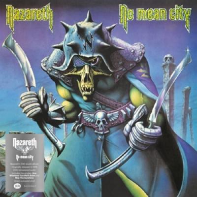 Nazareth - No Mean City LP