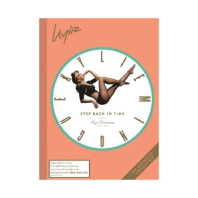 Minogue, Kylie - Step Back In Time: The Definitive Collection (2CD)