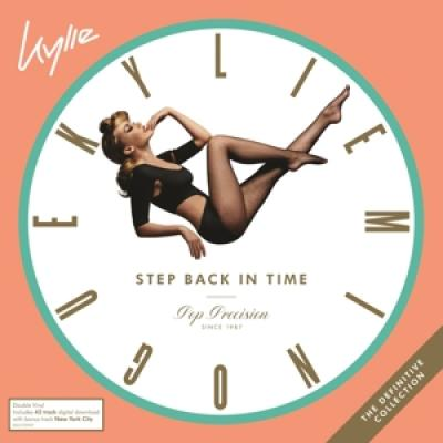 Minogue, Kylie - Step Back In Time: The Definitive Collection (2LP)