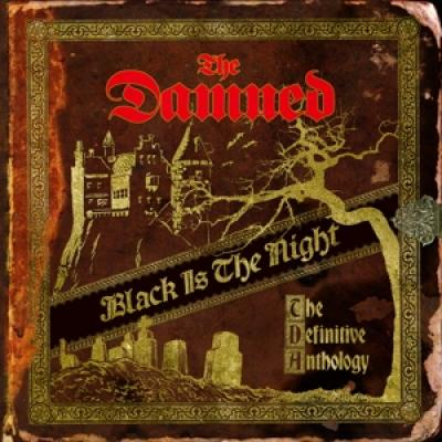 Damned - Black Is The Night (The Definitive Anthology) (4LP)