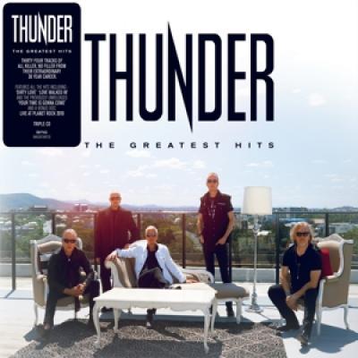 Thunder - Greatest Hits (3CD)