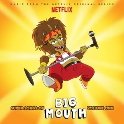 Ost - Super Songs Of Big Mouth (Vol. 1) (LP)