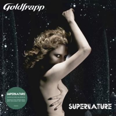 Goldfrapp - Supernature (Translucent Green Vinyl) (LP)