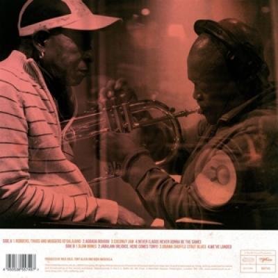 Allen, Tony & Hugh Masekela - Rejoice (LP)