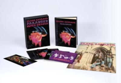 Black Sabbath - Paranoid - 50Th Anniversary (4CD)